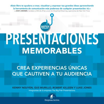 PRESENTACIONES MEMORABLES                 Crea experiencias únicas que cautiven a tu audiencia
